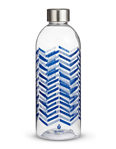 Core Home 34oz Shatter Proof Tritan Fashion Water Bottle-BLUE-One Size