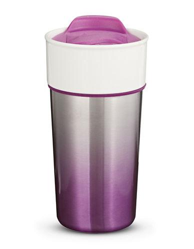 Core Home 16oz Ceramic to Go Mug-PURPLE-16 Ounces