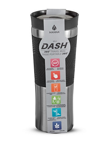 Core Home 17oz 360 Dash Mug-GREY-One Size
