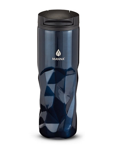 Core Home 14oz Textured Stainless Steel Tumbler-BLUE-One Size