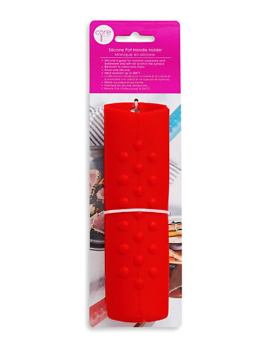 Core Home Silicone Pot Handle Holder-STRAWBERRY-One Size