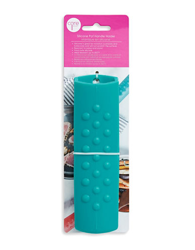 Core Home Silicone Pot Handle Holder-TEAL-One Size