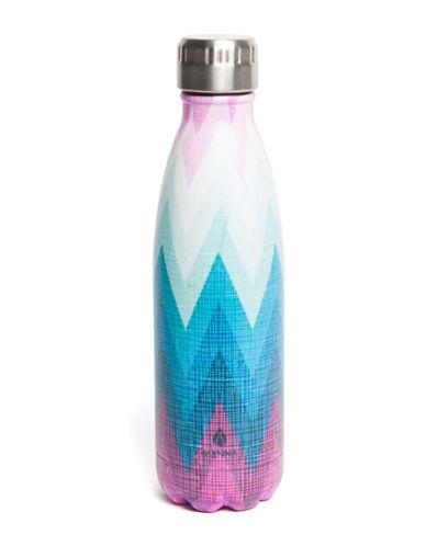 Core Home 17oz. Vogue Aurora Water Bottle-BLUE-One Size