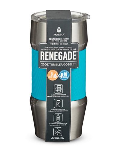 Core Home 20oz Renegade Tumbler-BLUE-0.6 L