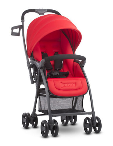 Joovy Balloon Stroller-RED-One Size