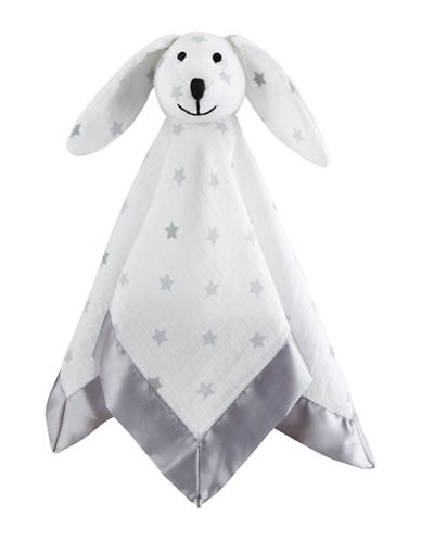 Image of Aden By Aden And Anais Cotton Muslin Lovey-GREY-One Size
