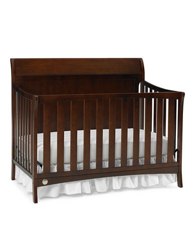 Fisher Price Georgetown Convertible Crib in Espresso-ESPRESSO-One Size