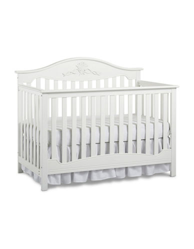 Fisher Price Mia Convertible Crib-WHITE-One Size
