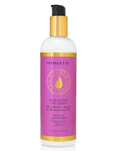 Spongelle French Lavender Body Lotion-NO COLOUR-355 ml