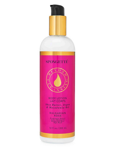 Spongelle Bulgarian Rose Body Lotion-NO COLOUR-355 ml