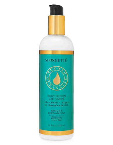 Spongelle Ginger Bergamot Body Lotion-NO COLOUR-355 ml