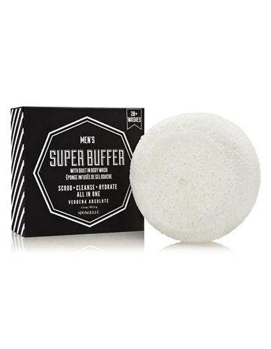 Spongelle Mens Super Buffer-NO COLOUR-90 ml