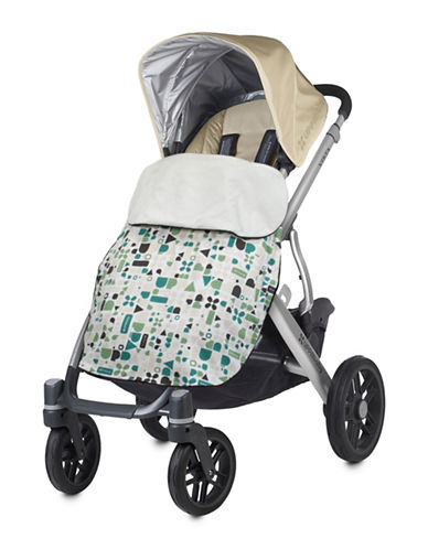 Uppababy Blankie Stroller-GREEN-One Size