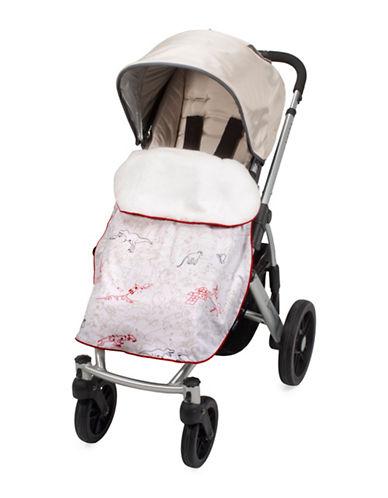 Uppababy Blankie Stroller-GREY-One Size