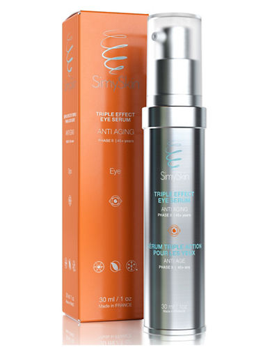 Simyskin Triple Effect Eye Serum Phase II - 45 years and up-NO COLOUR-30 ml
