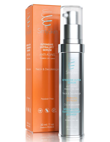 Simyskin Intensive Ultra Lift Neck Serum - Ages 45 and up-NO COLOUR-30 ml