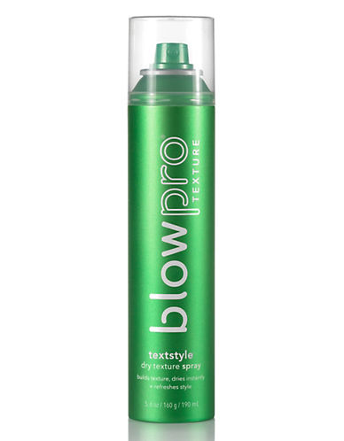 Blowpro Textstyle Dry Texture Spray-NO COLOUR-165 ml