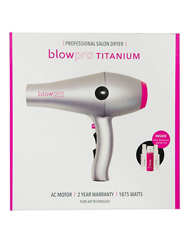 Blowpro Titanium Professional Salon Hair Dryer-NO COLOUR-One Size