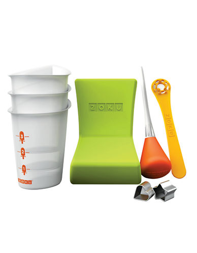 Zoku Quick Pop Tool Set-WHITE-One Size