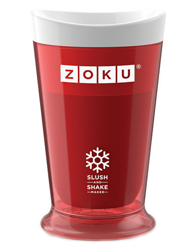 Zoku Slush and Shake Maker-RED-One Size