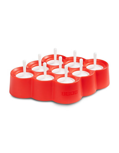 Zoku Zoku Mini-Pop Maker-RED-One Size