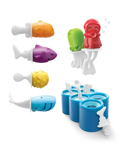 Zoku Fish Popsicle Molds-MULTI-One Size