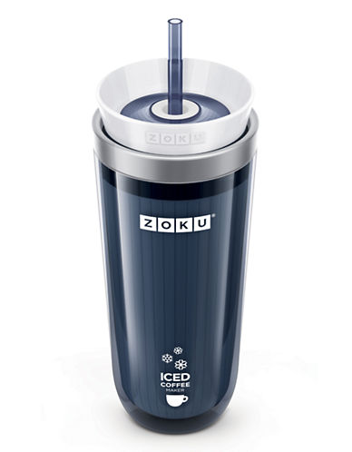 Zoku Iced Coffee Maker-GREY-One Size