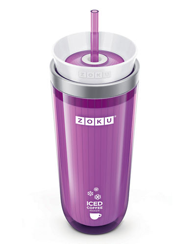 Zoku Iced Coffee Maker-PURPLE-One Size