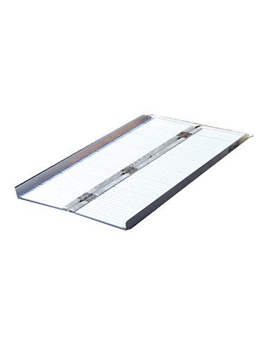 Ezee Life Foldable 6-Feet Portable Ramp-STEEL-One Size