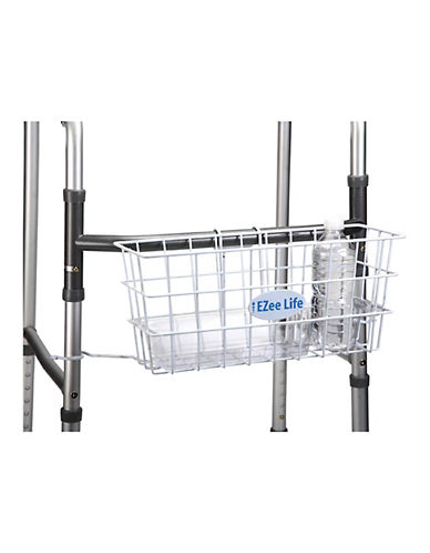 Ezee Life Walker Basket-WHITE-One Size