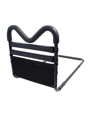 Ezee Life Bed Safety Rail-BLACK-One Size