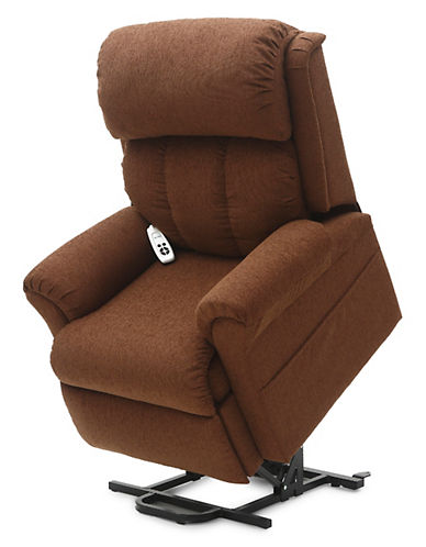 Ezee Life Jupiter Lift Chair-BROWN-One Size