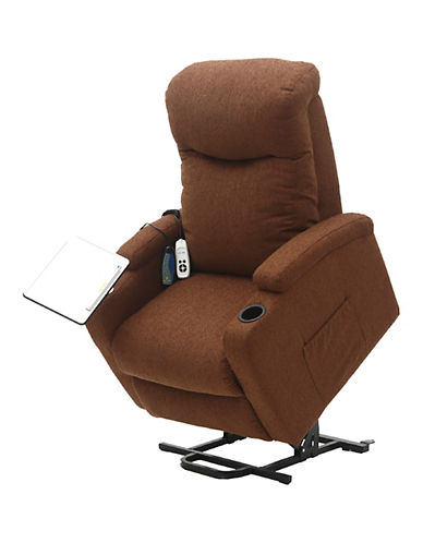 Ezee Life Saturn Lift Chair-BROWN-One Size