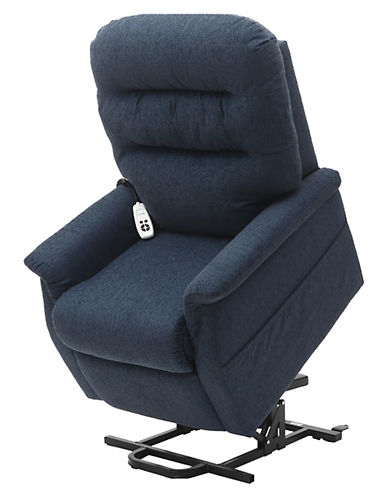 Ezee Life Pluto Lift Chair-BLUE-One Size