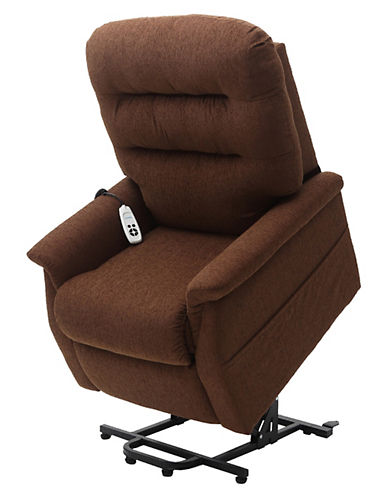 Ezee Life Pluto Lift Chair-BROWN-One Size