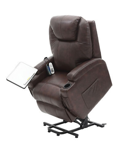 Ezee Life Mercury Lift Chair-BROWN-One Size