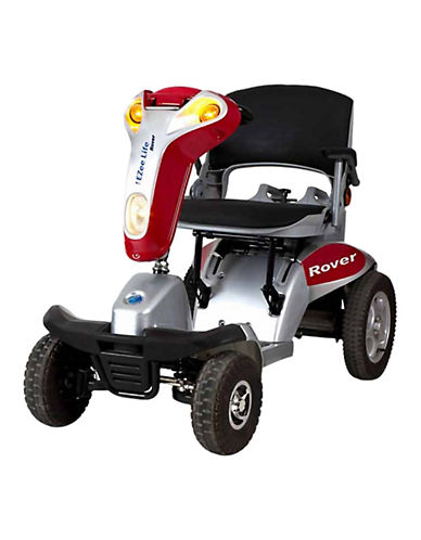 Ezee Life Rover 4 Scooter-RED-One Size