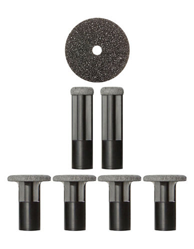 Pmd Black All Over Body Replacement Discs-BLACK-One Size