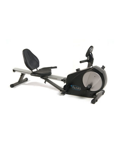 Stamina Avari Conversion II Rower/Recumbent Bike-BLACK-One Size