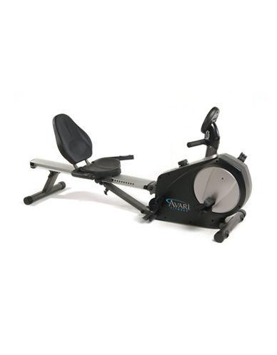 Stamina Avari Conversion II Rower/Recumbent Bike-BLACK-One Size