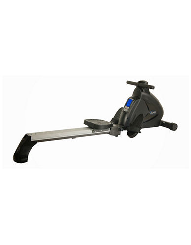Avari Avari Programmable Magnetic Rower-BLACK-One Size