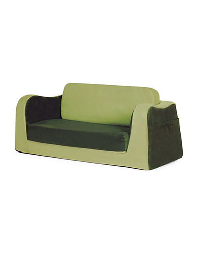 Pkolino Little Reader Sofa-GREEN-One Size