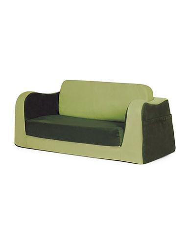 Pkolino Little Reader Sofa-GREEN-One Size