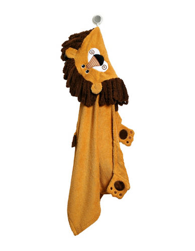 Zoocchini Leo The Lion Toddler Towel-MULTI-One Size