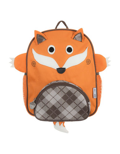 Zoocchini Finley The Fox Backpacks-MULTI-One Size
