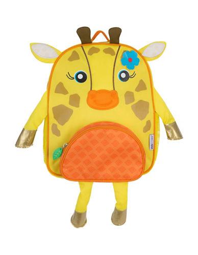 Zoocchini Jamie The Giraffe Backpacks-MULTI-One Size