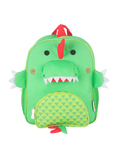 Zoocchini Devin The Dinosaur Backpack-MULTI-One Size