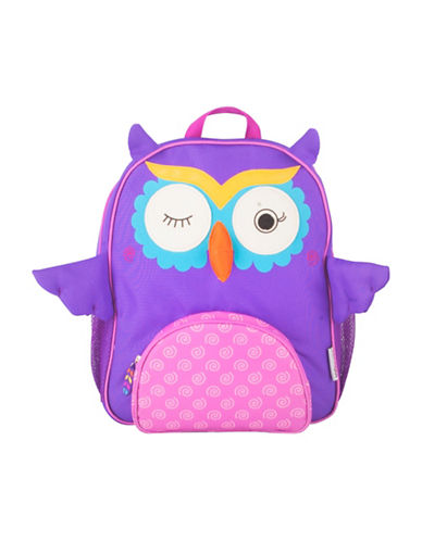Zoocchini Olive The Owl Backpack-MULTI-One Size