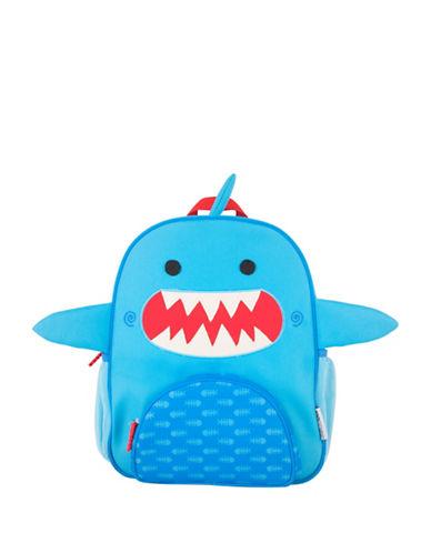 Zoocchini Sherman The Shark Backpack-MULTI-One Size