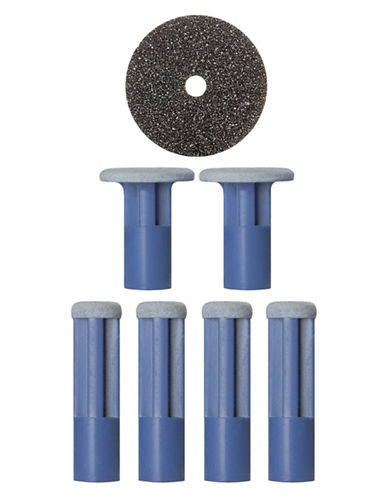 Pmd Blue Sensitive Replacement Discs-BLUE-One Size